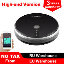 <b>LIECTROUX C30B Robot</b> Vacuum Cleaner, Map navigation with ...