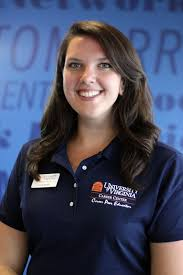 cpe spotlight carly taylor uva career center describe your current career aspirations