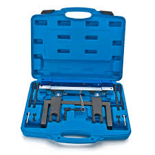 Engine Timing <b>Camshaft Alignment Tool</b> Kit For BMW N51 N52 N53 ...