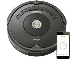 Staubsaugroboter <b>IROBOT Roomba 676</b> Staubsaugroboter ...
