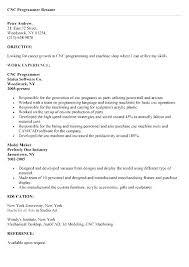 cnc programmer resume game programmer resume