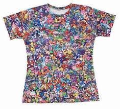 Fashion Pokemon 3d T-shirt | Best Pokemon Go Store | Tops, Mens ...