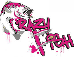 Работа <b>Crazy Fish Polaris</b> в воде