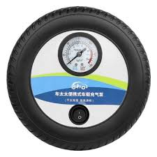 Portable Emergent Inflatable Pump Electric Tire Inflator <b>12V</b> Auto ...