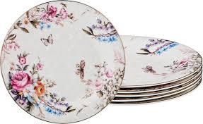 <b>Тарелка десертная Lefard</b>, 115-314, 20 см, 6 шт — купить в ...
