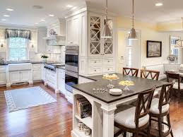 Cottage Style Kitchen Tables Country Cottage Style Kitchens Attractive Recessed Ceiling Lights