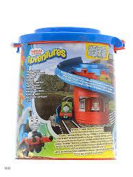 Томас и его друзья <b>Игровой набор Башня</b>-спираль с трассой ...
