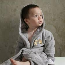 <b>Халат TEENY</b> Серый. <b>Детский</b> махровый <b>халат</b> тм <b>Karna</b> (Турция).