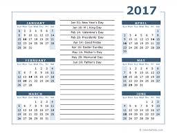 2017 calendar template 6 months per page printable templates 2017 calendar template 6 months per page printable templates sample