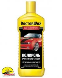 Полироль-<b>очиститель стекол DoctorWax</b>, 300 мл - Купить в Киеве ...