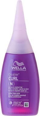 Wella Professional Creatine+Curl(N) - <b>Лосьон для формирования</b> ...