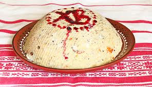 Пасха из сырого <b>творога</b> «Боярская» — <b>набор</b> продуктов, рецепт ...