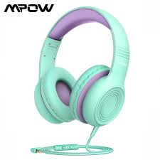 Picun <b>E3 Bluetooth Kids</b> Headphones with 93dB Limited Volume ...