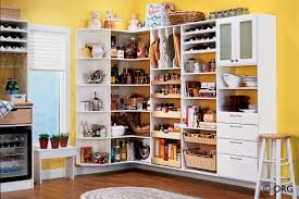 kitchen items store:  kitchen storages ideas with doors and yellow wall decor