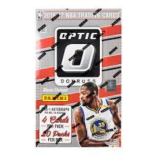 card world sports cards non sports cards trading card 2016 17 panini donruss optic basketball hobby box