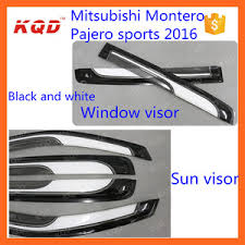 Pajero <b>Window Visor</b>