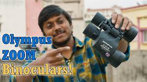 <b>Olympus 8-16x40 Zoom dps</b>-i Binoculars Unboxing & Full Review ...