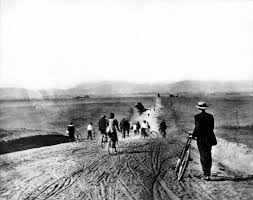 「1895, first race for personal time trial bike race」の画像検索結果