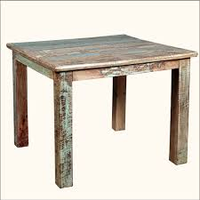 small square kitchen table: charming tahoe ii square dining table rustic tables los kitchen amazing small