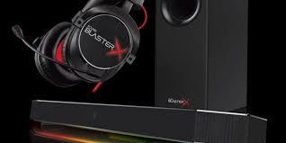 <b>Creative</b> Sound BlasterX Katana: эстетика <b>звукового</b> меча - Ferralabs