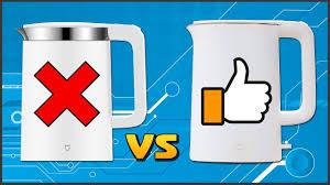 КАКОЙ <b>ЧАЙНИК</b> ЛУЧШЕ MI SMART <b>KETTLE</b> vs MI <b>ELECTRIC</b> ...