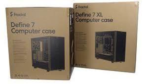 Тест и обзор: <b>Fractal Design Define</b> 7 и <b>Define</b> 7 XL - новые ...