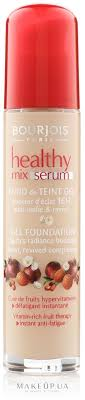 <b>Bourjois</b> Healthy Mix <b>Serum</b> - <b>Тональный крем</b>-гель: купить по ...