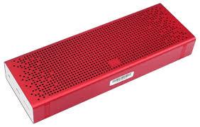 Портативная акустика Xiaomi <b>Mi Bluetooth Speaker красный</b>