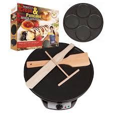 Sale +!+Perfect <b>Crepe Maker</b> and <b>Pancake</b> Maker, 2 ...