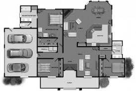 Japanese House Plans Bedrooms   Free Online Image House Plans    Modern House Plan on  ese house plans bedrooms