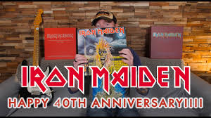 It's <b>Iron Maiden's</b> Debut Album's <b>40th</b> Anniversary today - Iron ...
