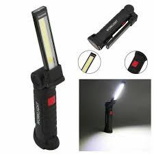 UK COB+<b>LED</b> Rechargeable Work <b>Light</b> Magnetic <b>Torch USB</b> ...