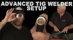 <b>TIG Welding Inverter</b> Setup with EricTheCarGuy (Part 2) | TIG Time ...