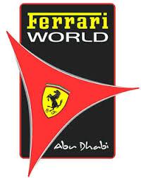Image result for ferrari theme park logo