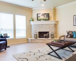 room decor corner fireplace family room decorating ideas with fireplace home design