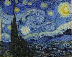 <b>The Starry Night</b> - Vincent van Gogh — Google Arts & Culture