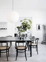 black bentwood chairs in dining room black bentwood chairs