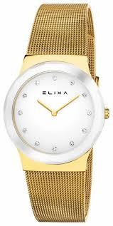 Наручные <b>часы ELIXA</b> E101-L398 — купить по выгодной цене на ...