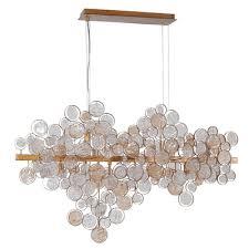 <b>Светильник Crystal lux DESEO</b> SP12 L1000 GOLD DESEO - купить ...