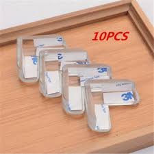 <b>10Pcs</b> Child Baby Safe <b>Silicone</b> Protector Table Corner Edge ...