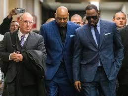R Kelly - latest news, breaking stories and comment - The Independent