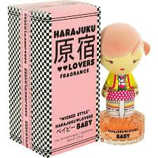<b>Harajuku Lovers Wicked</b> Style Baby Perfume by Gwen Stefani