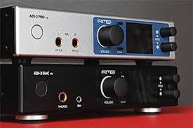 Тест звуковых интерфейсов <b>RME ADI</b>-<b>2</b> Pro FS и DAC: чистая ...