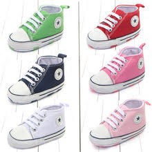 <b>Baby Canvas</b> Toddler Shoes