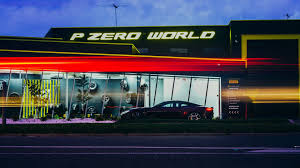 <b>PIRELLI'S P ZERO</b> WORLD COMES TO MELBOURNE, WITH THE ...