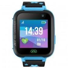<b>Наручный смарт-браслет JET</b> Kid Swimmer Цвет: Голубой ...