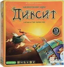 Libellud <b>Настольная игра Диксит</b> — купить в интернет-магазине ...