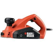 Рубанок <b>Black</b> Decker (650Вт 82мм) - Агрономоff