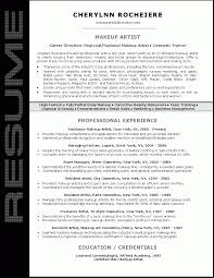 resume templates makeup artist sample example artist resume  resume samples makeup artists job john resume artist