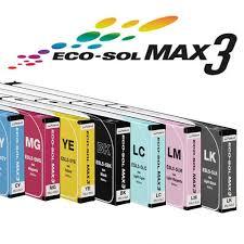 <b>Roland Eco Sol Max 3</b> Inks - Doro Tape - Doro Tape (UK) Ltd